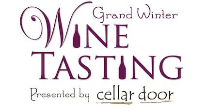 Cellar Door Winter Wine Tasting - Downers Grove tickets