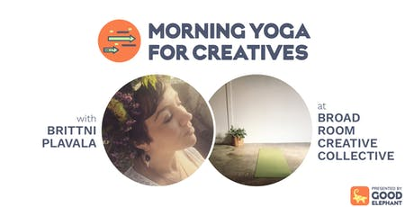 Morning Yoga for Creatives tickets