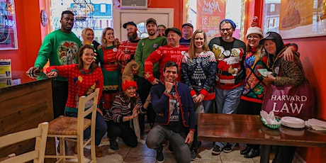 Ugly Sweater Bar Crawl tickets
