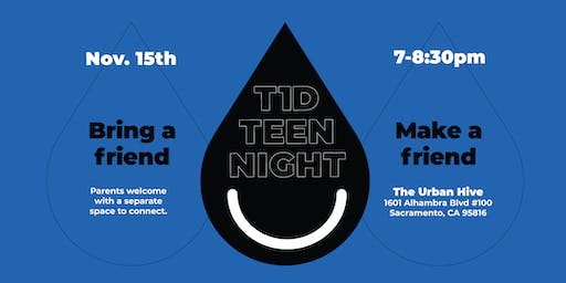 T1D Teen Night