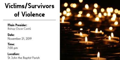 Mass for Victims and Survivors of Violence