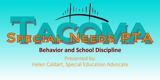 Behavior and School Discipline