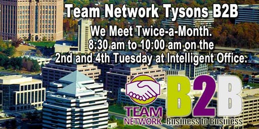 Networking Group Tysons Corner