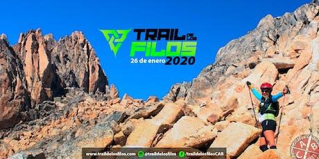 Trail de los Filos 2020 entradas