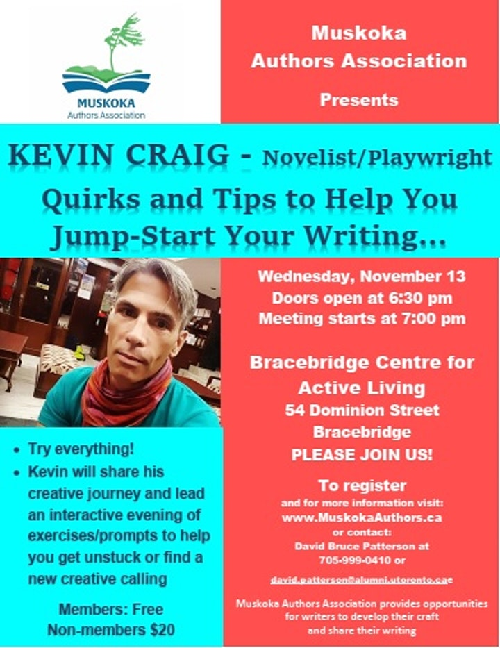 Try Everything - Quirks & Tips to Jump Start Your Writing image