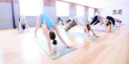 Yoga Gentle & Restorative