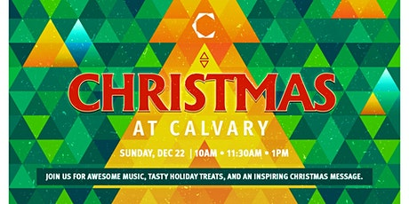 Christmas At Calvary tickets