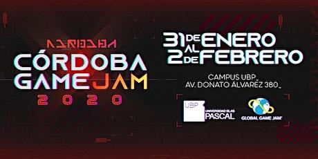 Córdoba Game Jam 2020 entradas