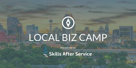 Local Biz Camp - San Antonio tickets