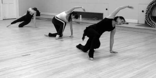 FREE Contemporary Dance Foundation Level
