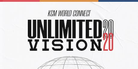 KGM World Connect 2020 tickets