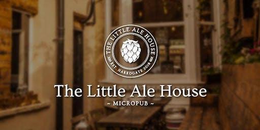 Harrogate Social at The Little Ale House