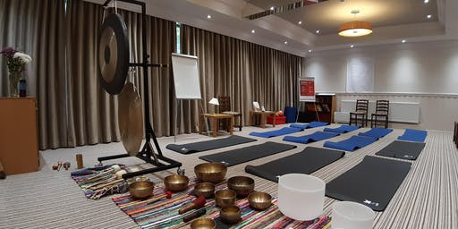 Gong Relaxation Sound Bath - School of Philosophy