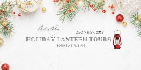Holiday Lantern Tour tickets