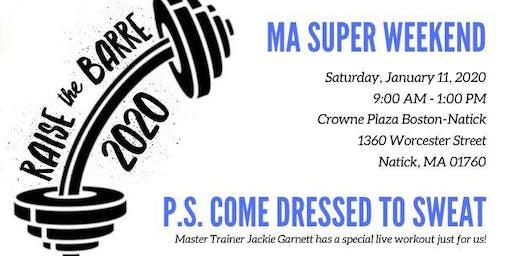 Boston Super Weekend - January 11, 2020
