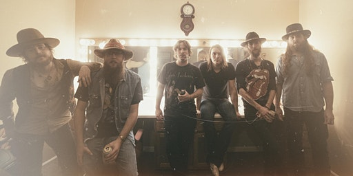 Whiskey Myers with Rob Leines