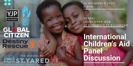 International Children's Aid Panel Discussion