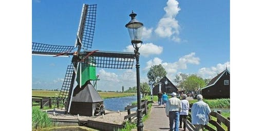 Dutch Waterland, Fishermen and Windmills - Classic Tour (Van) (12-28-2019 starts at 10:00 AM)