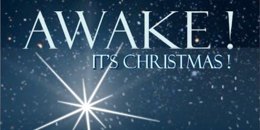Awake! It's Christmas!