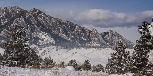 LO Colorado | #OptOutside at Shanahan Ridge (Boulder, CO)