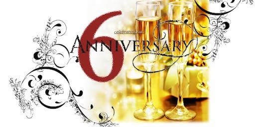 6th Anniversary Party at Vino Mas!
