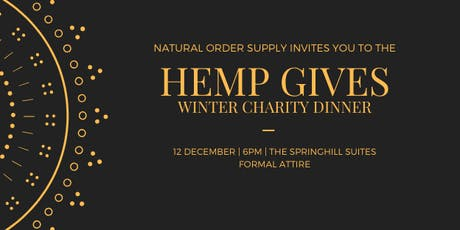 Hemp Gives Dinner and Silent Auction   tickets