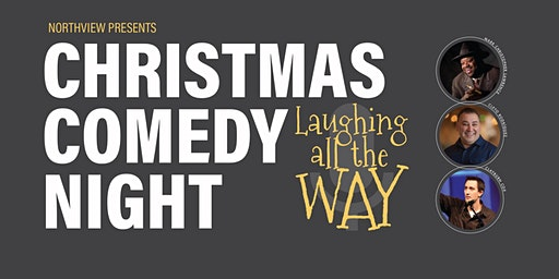 Christmas Comedy Night!