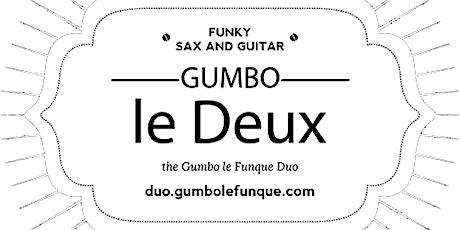 Brunch w/ Gumbo Le Deux tickets