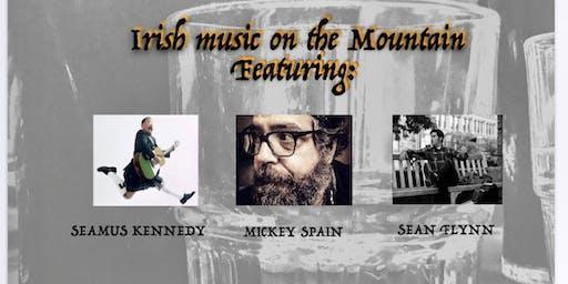 Sláinte from Slocum Hollow: Irish Music on the Mountain