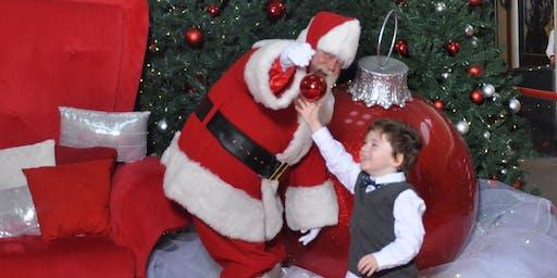 """November 17:  Hillcrest Mall """"Sensitive Santa"""" Visit"""