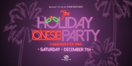 422 Presents - 7th Annual  Onesie Party tickets