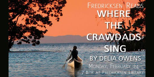 Fredricksen Reads: Where the Crawdads Sing