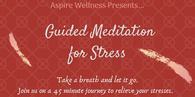 Guided Meditation for Stress