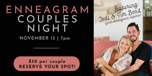 Enneagram Couples Night