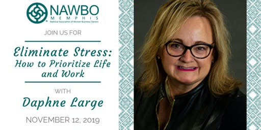 Eliminate Stress: How to Balance Life and Work with Daphne Large