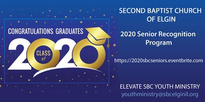 SBC 2020 Senior Recognition Program