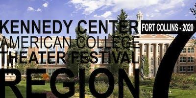 Kennedy Center American College Theatre Festival 52 - Fort Collins, CO
