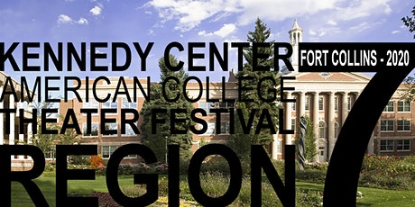 Kennedy Center American College Theatre Festival 52 - Fort Collins, CO tickets