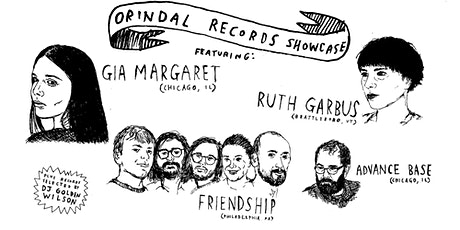 Orindal Records Showcase tickets