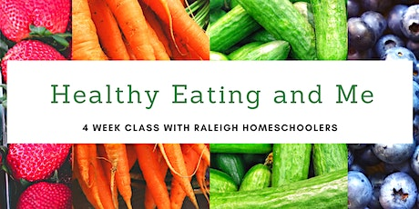 Healthy Eating and Me (4-6 year olds) tickets