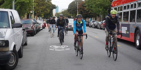 SF Bicycle Coalition Sharing City Streets Class tickets