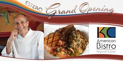 KC American Bistro - Estero Grand Opening Celebration