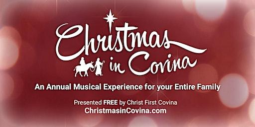 Christmas in Covina