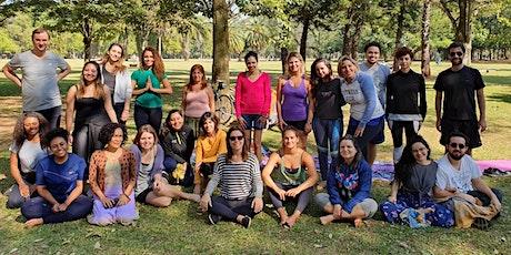 Meditação Heart Chakra Gratuita no Parque do Ibirapuera ingressos