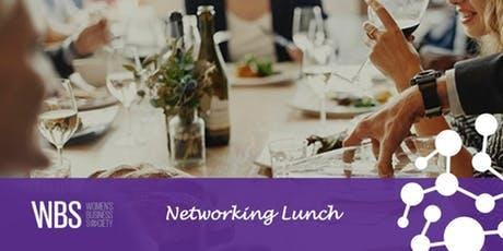 WBS Lausanne - Déjeuner Networking billets