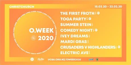 UCSA O.Week 2020 | Combo Tickets tickets