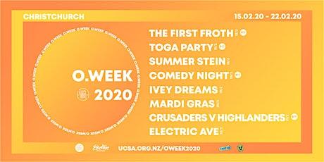 UCSA O.Week 2020   Combo Tickets tickets