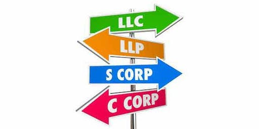 LLC, C-Corp, S-Corp:  Which is Best?