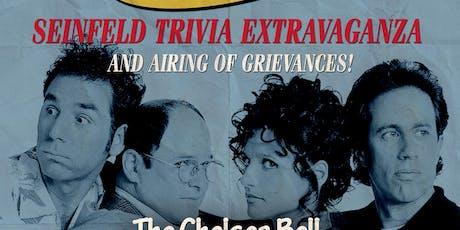 Seinfeld Trivia Extravaganza & Airing of Grievances tickets
