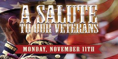 Veteran's Day at Loretta's Last Call!